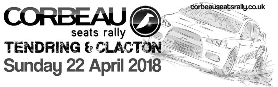 Corbeau Seats Rally