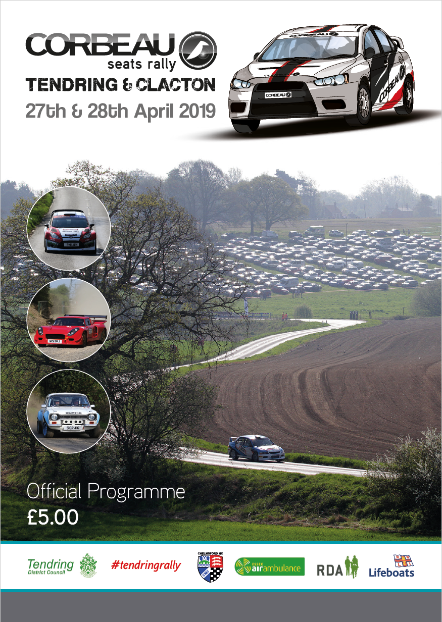 A link to order the event programme by mail from Corbeau Seats